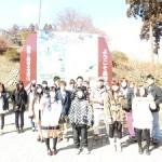 所沢・熊谷合同校外学習 イチゴ狩り