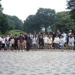 所沢キャンパス 体育スクーリング 森林公園